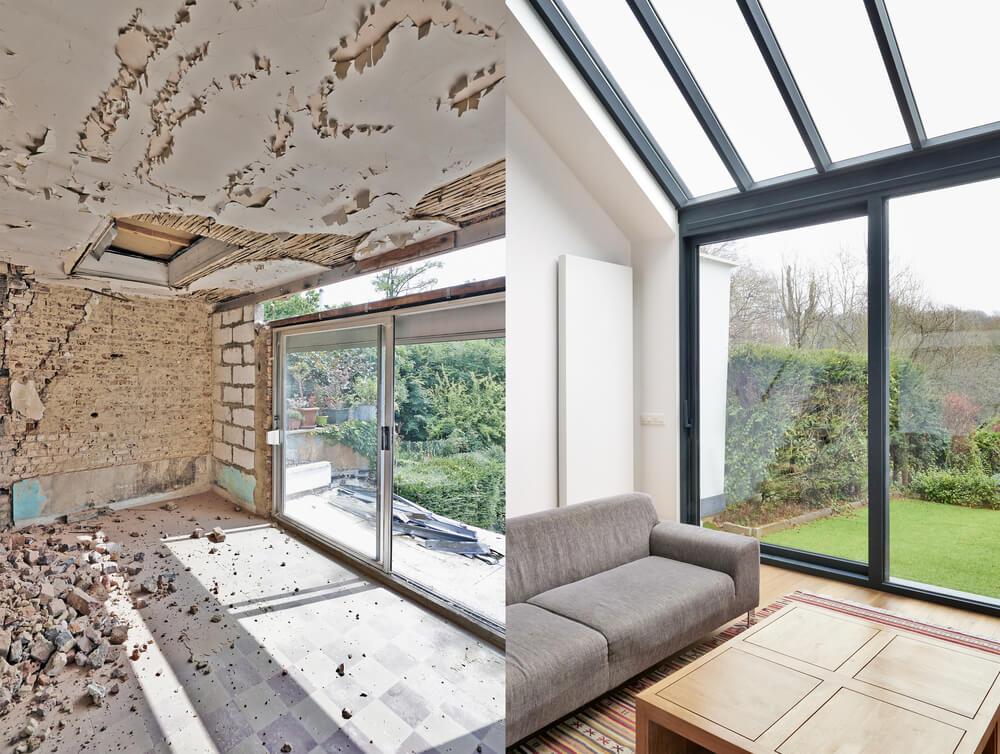 Rénovation d'appartement ou de maison