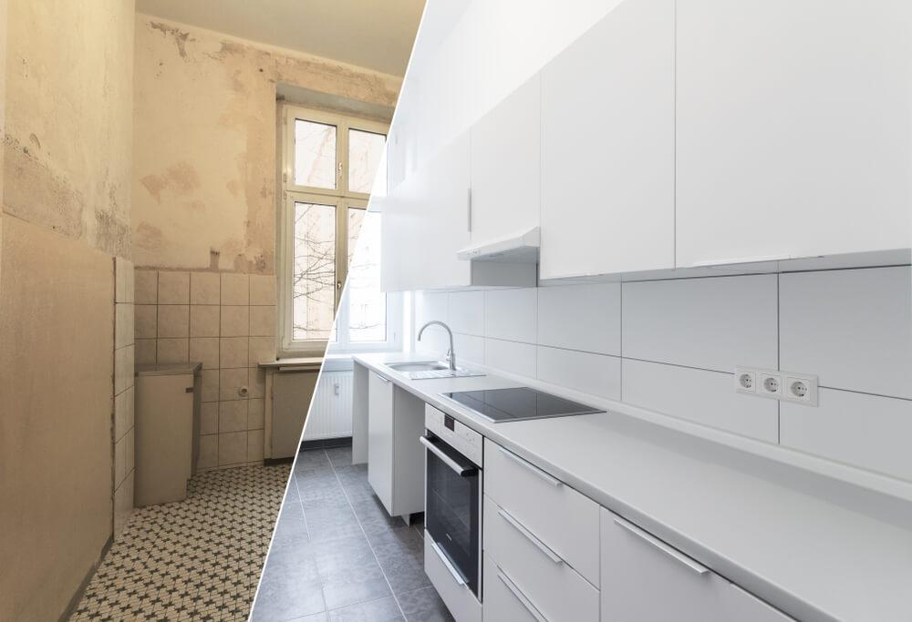 rénovation de votre cuisine
