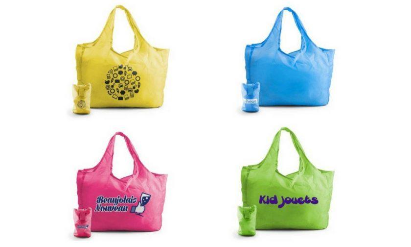 Le parfait cadeau à offrir pour une société : le sac publicitaire personnalisé avec logo !