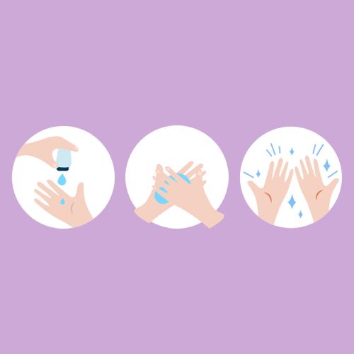 Le gel hydroalcoolique, une excellente solution pour une hygiène des mains optimale