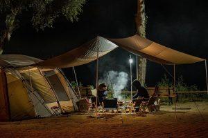Les avantages d'un séjour au camping